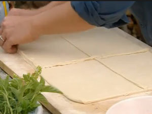 Как оформить тесто для пиццы