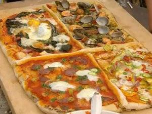 Готовая пицца 4 вкуса