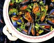 как приготовить мидии в пиве