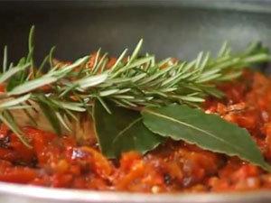 Добавить специи к перцам