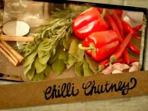 Продукты для чатни из красного перца