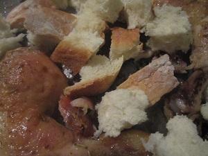 Как приготовить курицу для салата Цезарь