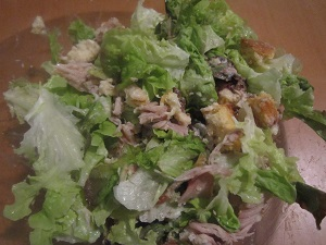 Куриное мясо для салата
