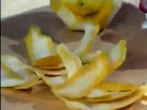 Цедра лимона для соуса к курице