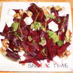 Свекольный салат от Джейми Оливера