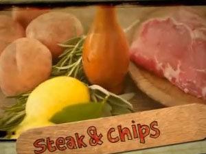 Продукты для стейка