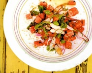 salat s arbuzom