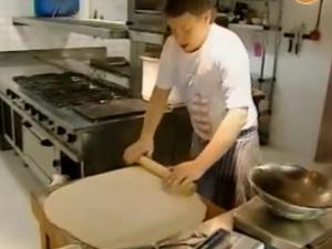 Готовое тесто можно раскатать для дальнейших изделий
