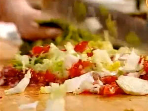 Салат по-американски