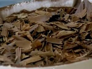 Шоколадное тирамису - как подать