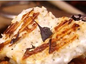 Добавить к фасоли и рыбе гремолату