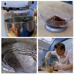 Джейми готовит шоколадное тирамису