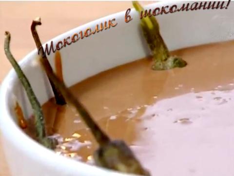 Джейми Оливер и рецепты с шоколадом