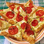 Как приготовить пирог с помидорами и цукини