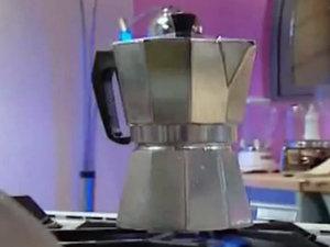 Приготовить кофе для мороженого