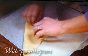 Как правильно раскатывать песочное тесто