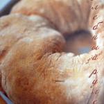 Домашний хлеб с пармской ветчиной