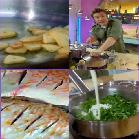 Как приготовить морепродукты для пасты