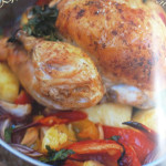 Как приготовить курицу. Курица запеченная в духовке с соусом
