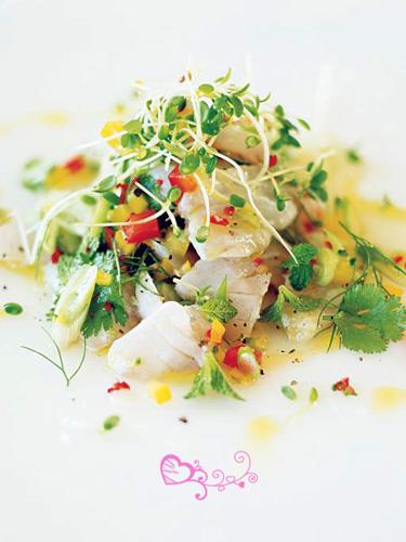 Рецепты ко дню св. Валентина от Джейми! Как приготовить рыбу по-особому