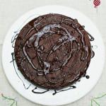 Шоколадный торт со свеклой от Джейми