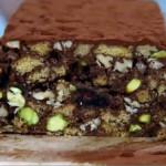 Рецепты с шоколадом от Джейми - торт холодный