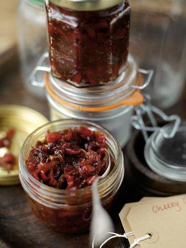 Рецепты постных блюд. Чатни рецепт с чили