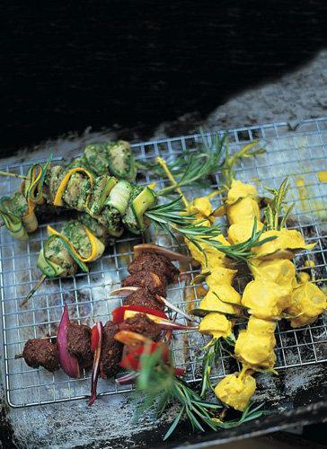 Рецепты для гриля. Как приготовить баранину. Шашлык из баранины