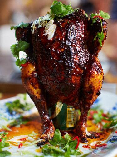 Рецепты для гриля. Курица гриль в духовке и не только...