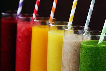 рецепты фруктовых безалкогольных коктейлей