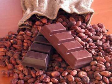 Черный шоколад очень полезный