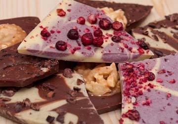 Шоколад на свой вкус приготовить легко
