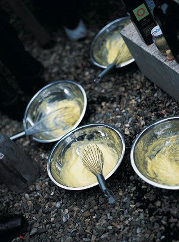 Как приготовить майонез айоли