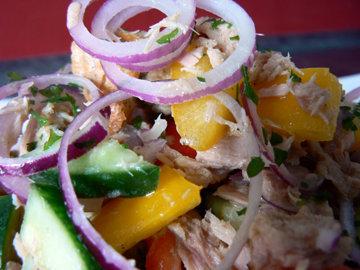 Панцанелла  — тосканский овощной салат