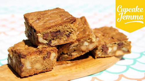 Шоколадный брауни рецепт аля блонди