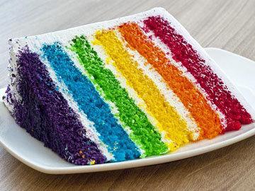 Торт Rainbow