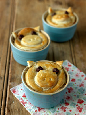 """Традиционные домашние мясные пироги """"Porky Pies"""""""
