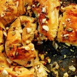 Пирог с капустой рецепт аля спанакопита