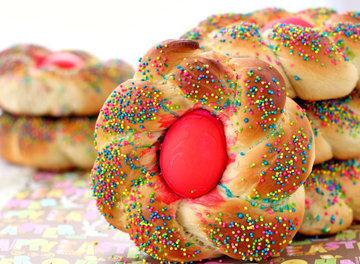 Итальянские дрожжевые булочки