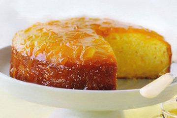 Пирог с апельсинами - яркий, красивый десерт!