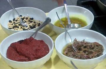 Приготовить соус - продукты
