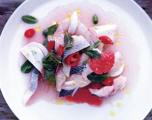 Рыба под маринадом рецепт севиче