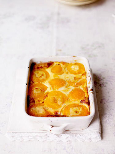 Клафути - французский десерт
