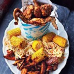 Курица в духовке рецепт JFC (Jamie's Fried Chicken)