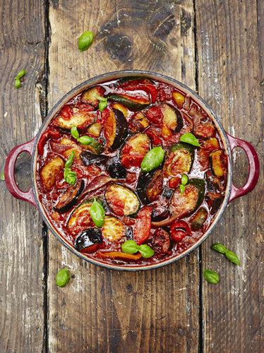 Как приготовить рататуй - классический рецепт