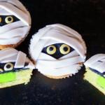 Капкейки рецепт Мумии