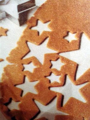 Рецепты к Новогоднему столу. Как приготовить печенье