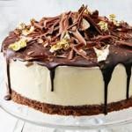 Творожный десерт замороженный чизкейк