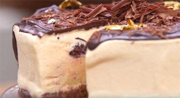 Творожный десерт замороженный чизкейк 2