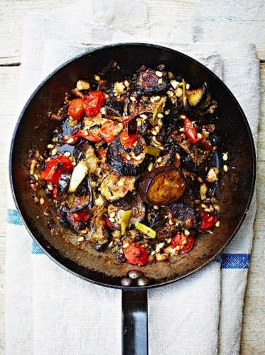 Как приготовить баклажаны по-сицилийски